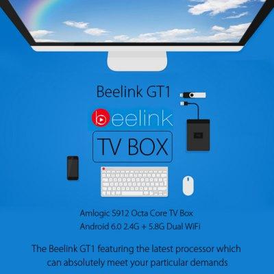 ТВ-приставка Beelink GT1