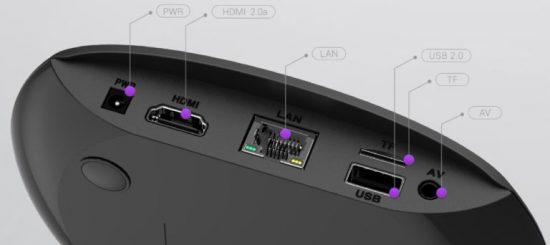 MEMOHi MeMOBox UFO - оригинальный медиаплеер работающий на Amlogic S905X
