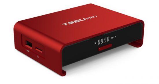 TV box Sunvell T95U-PRO