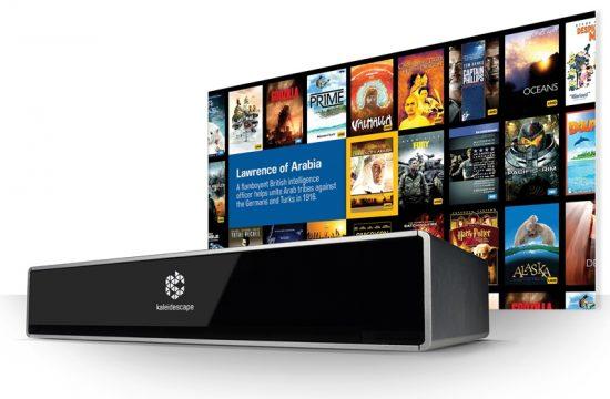 Kaleidescape Strato - самый инновационный и современный медиаплеер на рынке