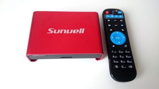 Sunvell T95U PRO