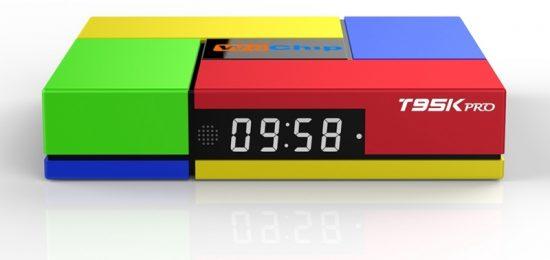 TV BOX T95K PRO