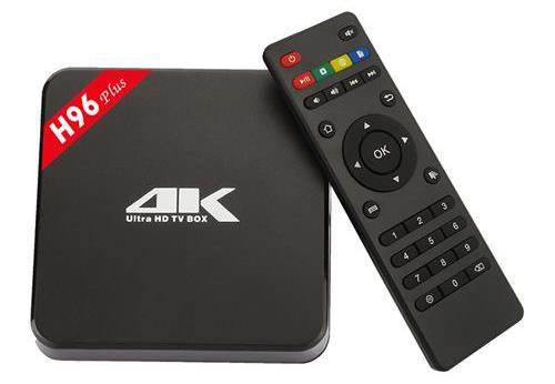 Новая прошивка для TV Box H96 PRO с SoC Amlogic S912