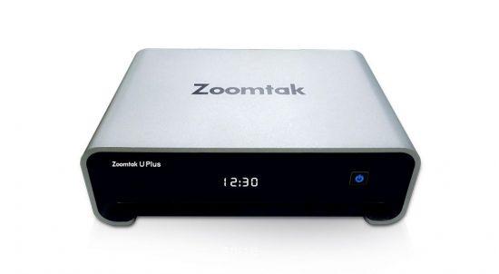 Zoomtak UPlus - новый медиаплеер на Amlogic S912