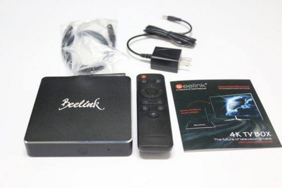 TV Box Beelink R68 II