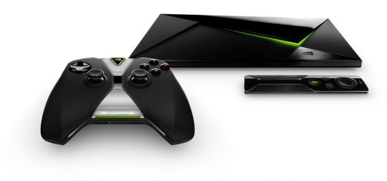 Новый TV Box NVIDIA Shield 2