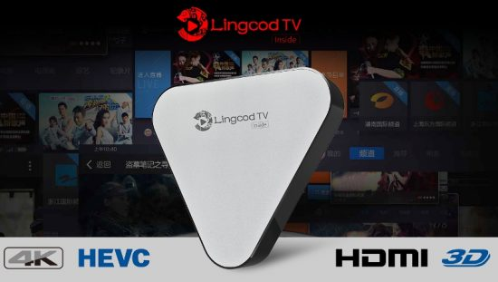 TV Box Himedia M7