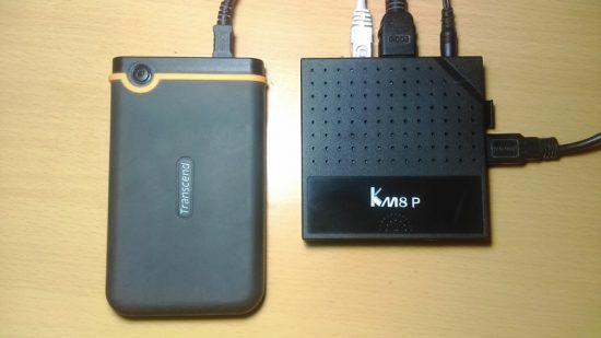 HDD Transcend 500 Gb