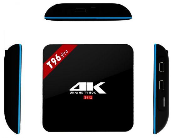 TV Box T96 Pro