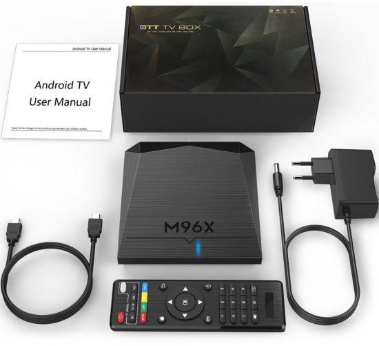 TV-Box M96X