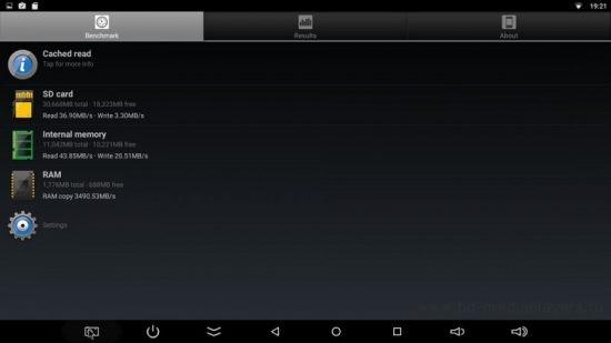 Обзор TV Box Beelink GT1 Ultimate: Тестирование
