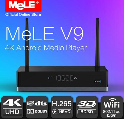 TV Box MeLE V9
