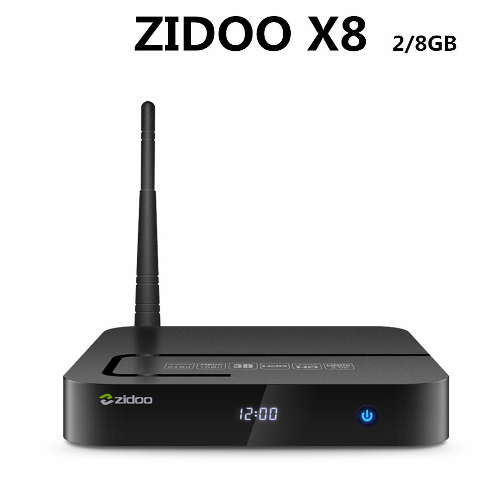 ZIDOO X8