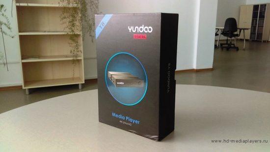 YUNDOO Y8: Обзор TV Box на SoC Rockchip RK3399 с 4ГБ/32Гб памяти