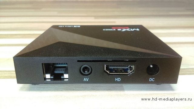 MX9 PRO Mini TV Box