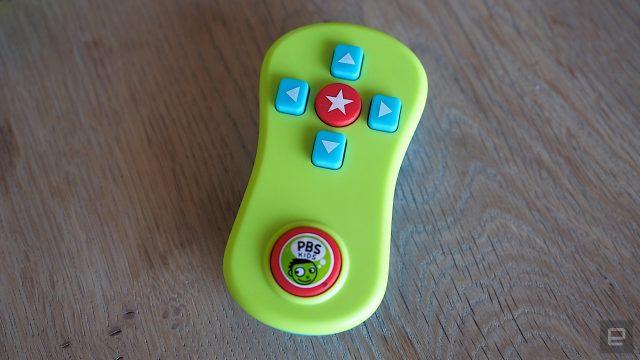 PBS Kids Plug & Play: детский TV Stick