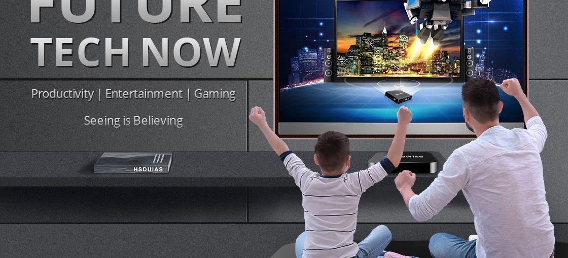 Акции и купоны от GearBest на ТВ приставки