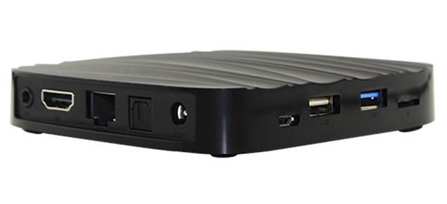TV Box T98 на базе SoC Rockchip RK3328 с поддержкой видео 4K