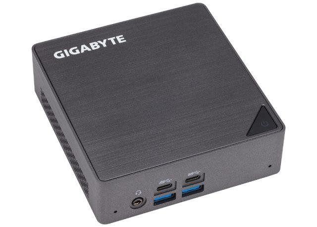 GIGABYTE BRIX GB-BKi7T2-7500