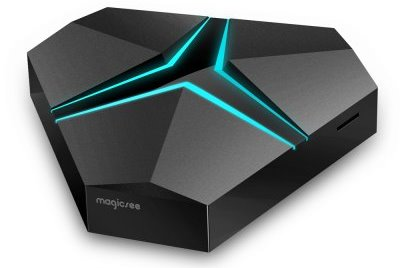 MAGICSEE Iron+ TV Box