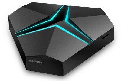 MAGICSEE Iron+ TV Box