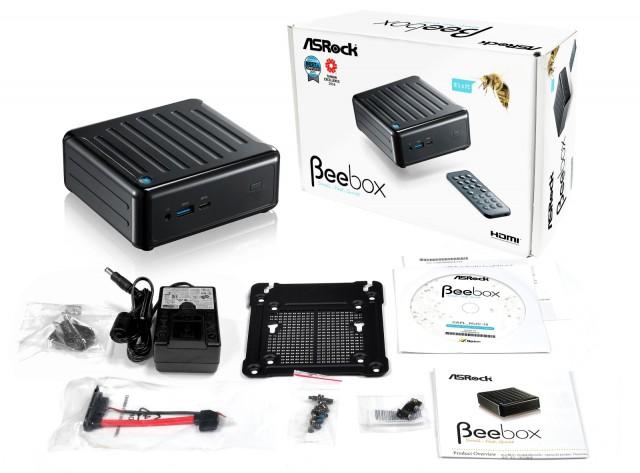 ASRock Beebox J4205