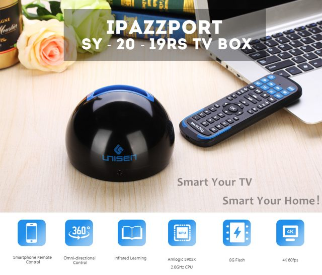 iPazzPort SY - 20 - 19RS