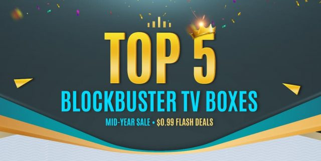 top5 tv box