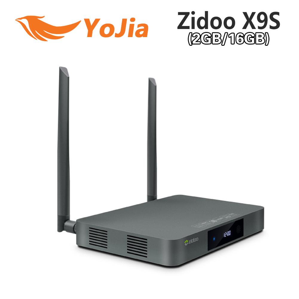 ZIDOO X9S