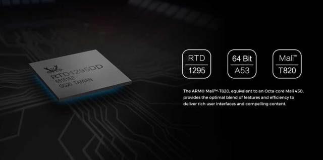 SoC Realtek RTD1295