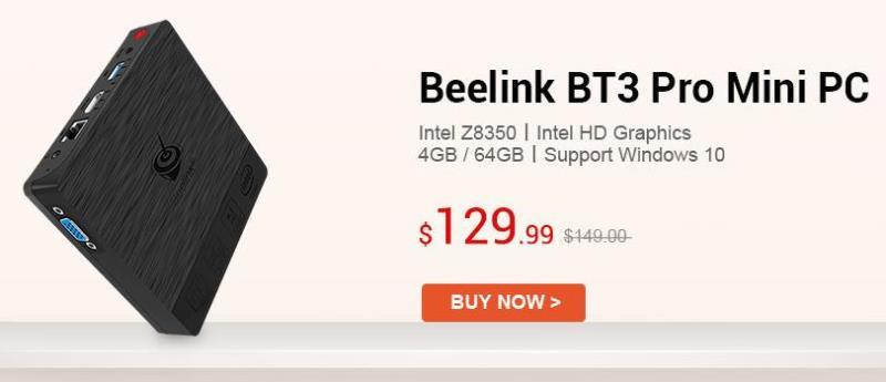 Beelink BT3 Pro Mini PC