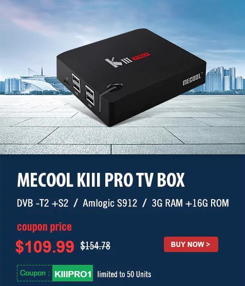 MECOOL KI-II-III PRO