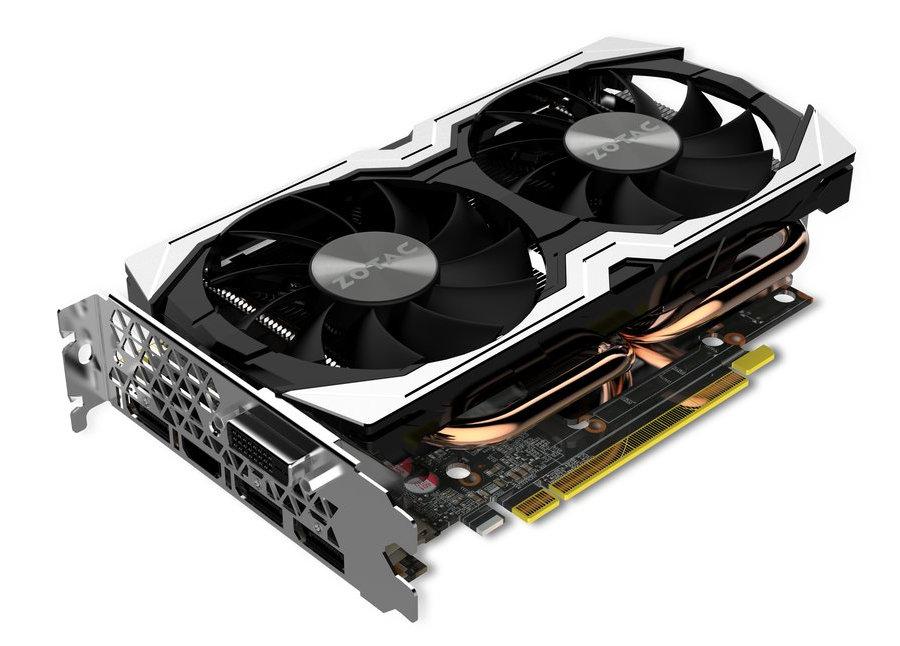 Zotac GeForce GTX 1070 Mini ZT-P10700G-10M