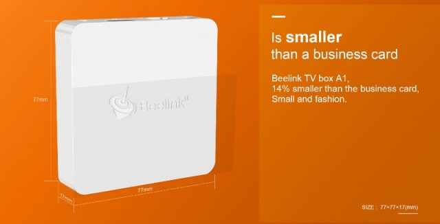 TV Box Beelink A1