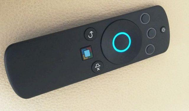 Пульт ДУ для приставки SPB TV Home с интерфейсом Bluetooth