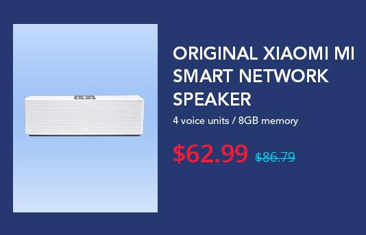 Аудиосистема Xiaomi Mi Network Speaker