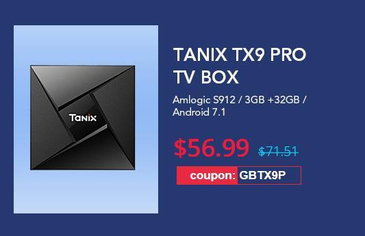 Мультимедийные приставки Tanix TX9 и Beelink A1