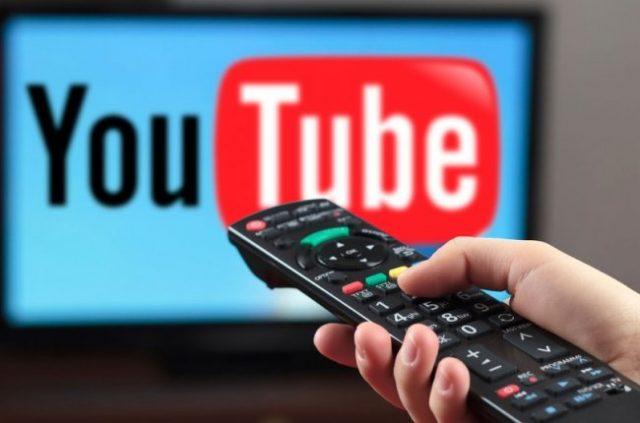 YouTube начинает побеждать телевидение на ТВ-устройствах