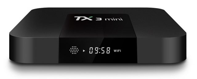 Обзор Tanix TX3 Mini TV Box