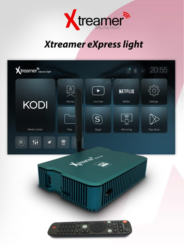 Xtreamer eXpress light