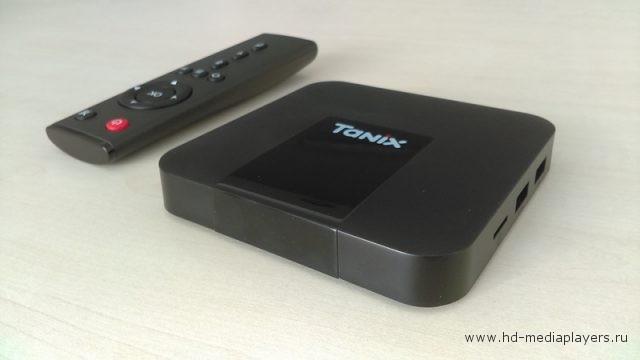 Tanix TX3 Mini TV Box