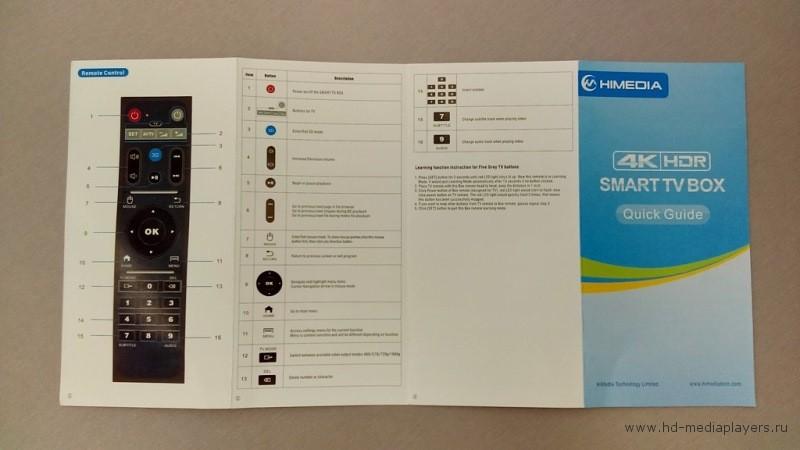 Обзор HiMedia Q10 Pro