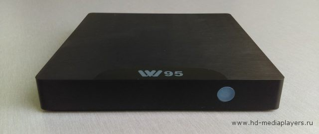 Обзор ТВ бокса W95
