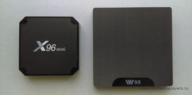 Обзор ТВ бокса X96 Mini: Amlogic S905W, Android 7.1.2