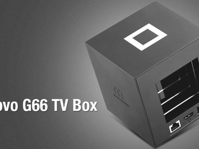 Lenovo G66 TV Box