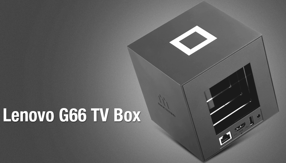 Lenovo G66 TV Box