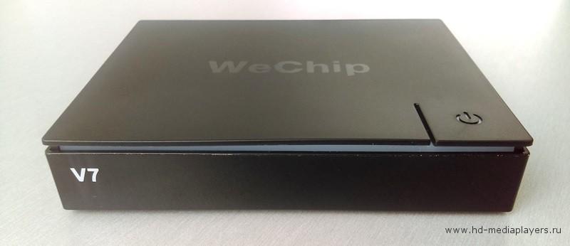 Обзор ТВ бокса Wechip V7