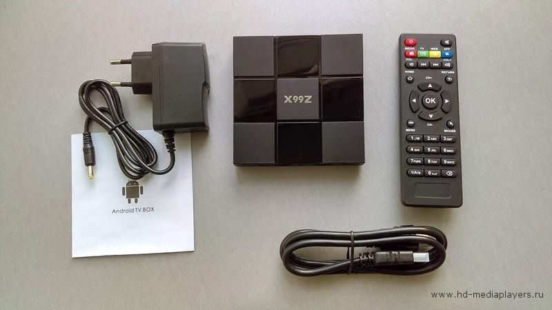 Обзор ТВ бокса Z66X Z2