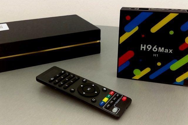 Обзор ТВ приставки H96 MAX - H1
