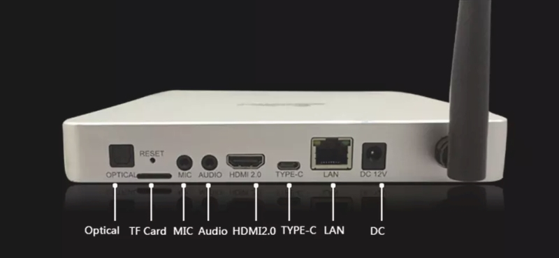 TV Box Cloudnetgo CR19